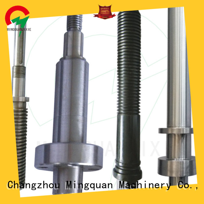 Mingquan Machinery professional 316 stainless steel shaft for plant