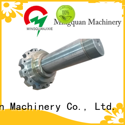 Mingquan Machinery precise cnc turning service on sale for factory