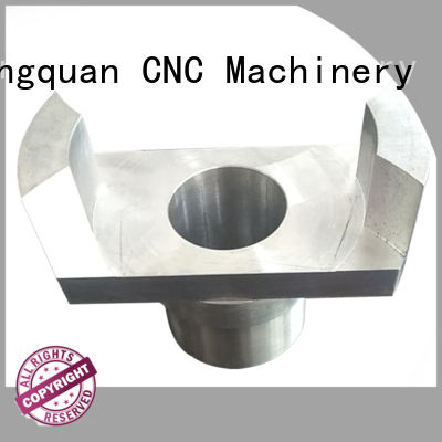 stainless cnc parts supply online for CNC machine
