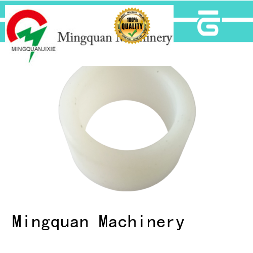 Mingquan Machinery mechanical small aluminum parts factory price for CNC milling