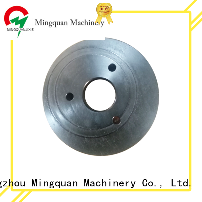 Mingquan Machinery steel flange supplier for plant