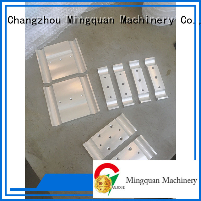 Mingquan Machinery practical cnc parts supply series for machine