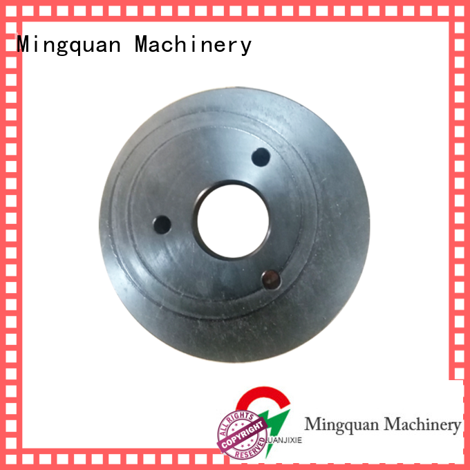 Mingquan Machinery accurate oem cnc parts supplier for factory